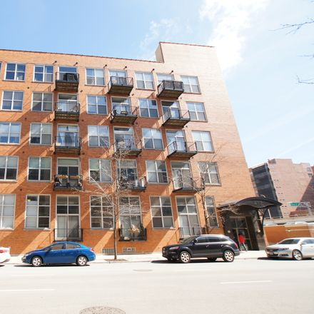 Rent this 2 bed loft on Gotham Lofts West in 417 South Jefferson Street, Chicago