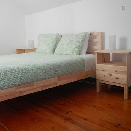 Rent this 2 bed apartment on Rua General Garcia Rosado in 1150-174 Lisbon, Portugal