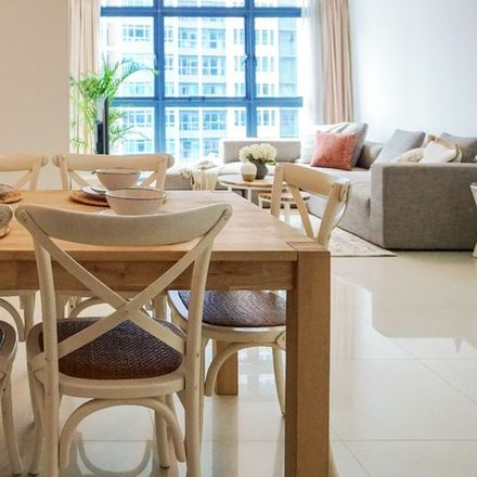 Rent this 3 bed apartment on 6 Kitchener Link in Singapore 207225, Singapore