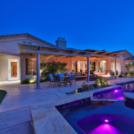 Rent this 4 bed house on 22 Champagne Circle in Rancho Mirage, CA 92270
