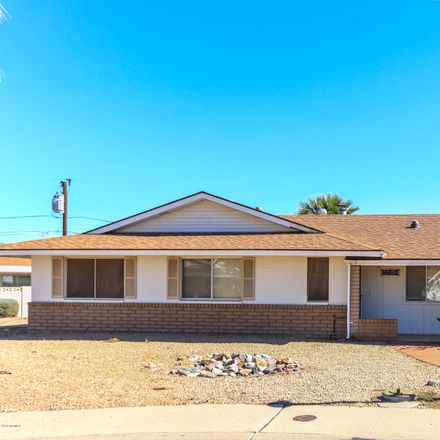 Rent this 3 bed house on 10315 W Willie Low Cir in Sun City, AZ