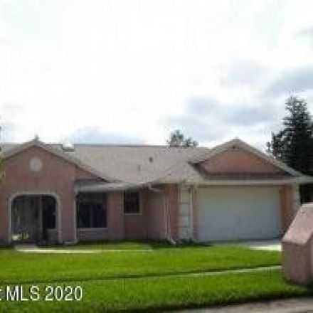 Rent this 3 bed house on 3775 Oak Hill Drive in Titusville, FL 32780