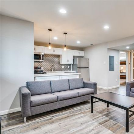 Rent this 1 bed apartment on San Jacinto Street in Dallas, TX 75204