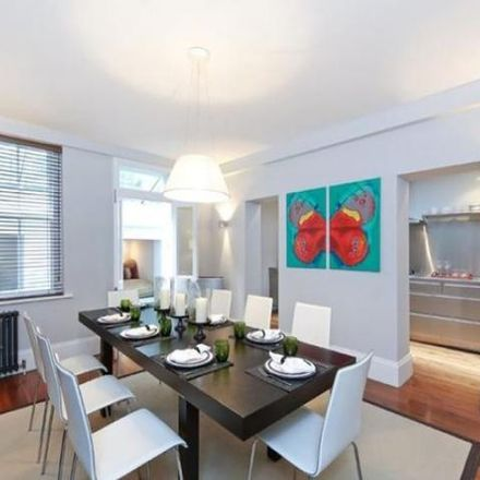 Rent this 2 bed apartment on 39 Clabon Mews in London SW1X 0EE, United Kingdom