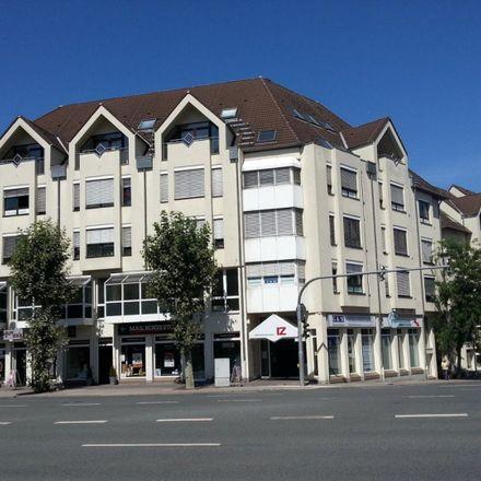 Rent this 2 bed apartment on Rodensteinzentrum in Rodensteinstraße 13, 64625 Bensheim