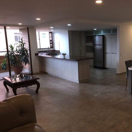 Rent this 3 bed apartment on Comuna 14 - El Poblado in 0500 Medellín, ANT