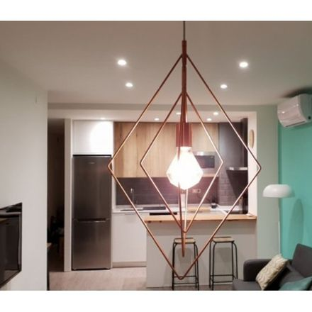 Rent this 1 bed apartment on Carrer d'Aragó in 63, 08011 Barcelona