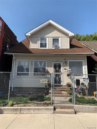 Rent this 4 bed house on 7234 West Vernor Highway in Detroit, MI 48209