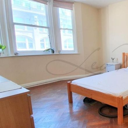 Rent this 2 bed apartment on Goodge Street Station in Tottenham Court Road, London W1T 2HF