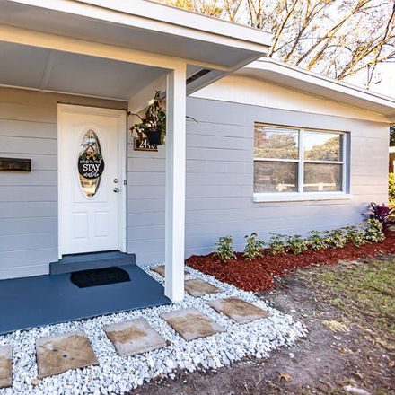 Rent this 3 bed house on 2440 Townsend Boulevard in Jacksonville, FL 32211