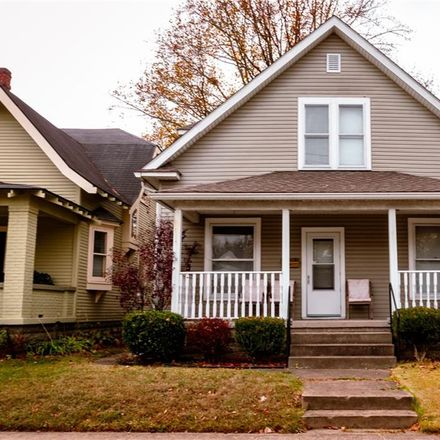 Rent this 3 bed house on 1630 Washington Street in Columbus, IN 47201