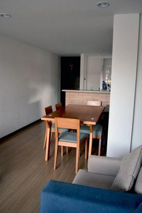 Rent this 2 bed apartment on COLEGIO DISTRITAL PRADO VERANIEGO I in Calle 128 Bis A, Localidad Suba