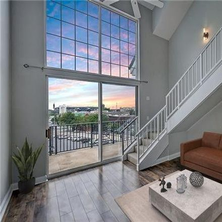 Rent this 2 bed loft on 300 West 5th Street in Charlotte, NC 28202