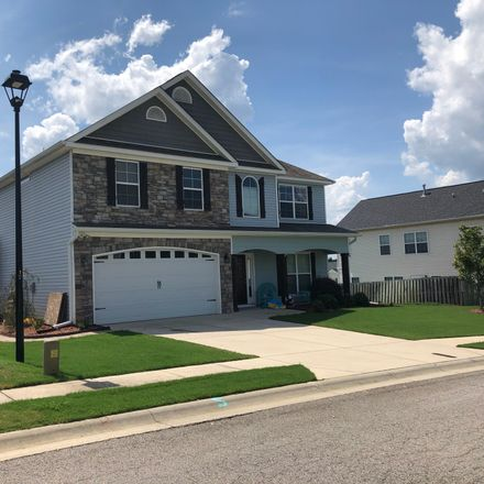 Rent this 4 bed house on 796 Whitney Pass in Evans, GA 30809
