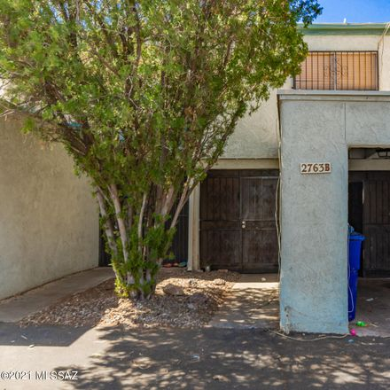 Rent this 2 bed townhouse on West Anklam Road in Tucson, AZ 85745