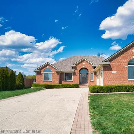 Rent this 3 bed house on 21761 Sabrina Drive in Macomb Township, MI 48044