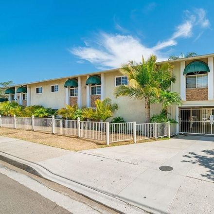 Rent this 2 bed townhouse on 2217 Burroughs Street in San Diego, CA 92111