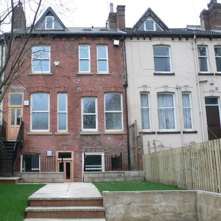 Rent this 1 bed apartment on Newton View in Leeds LS7 4JD, United Kingdom