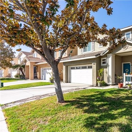 Rent this 3 bed house on 3081 Arbor Glen Court in Corona, CA 92879