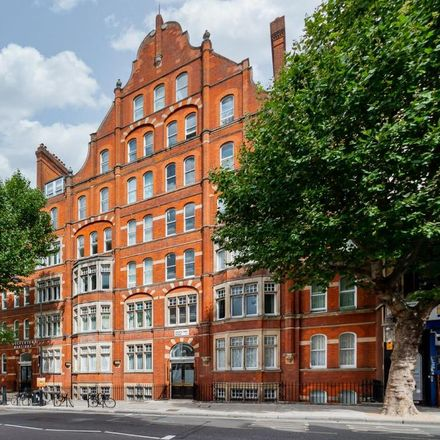 Rent this 1 bed apartment on Dulverton Mansions in Gray's Inn Road, London WC1X 8TT