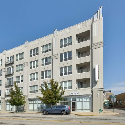 Rent this 1 bed apartment on 530 East Ohio Street in Indianapolis, IN 46204