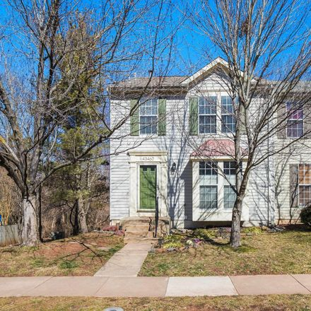 Rent this 3 bed townhouse on 43460 Postrail Square in Ashburn, VA 20147
