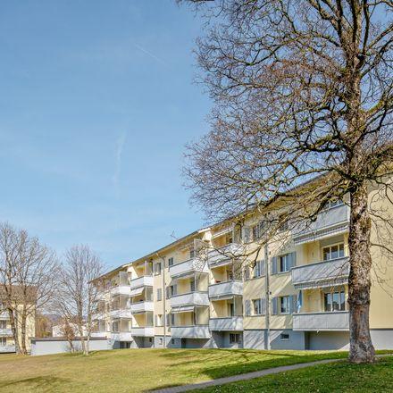 Rent this 4 bed apartment on Krummackerstrasse 22 in 8902 Urdorf, Switzerland