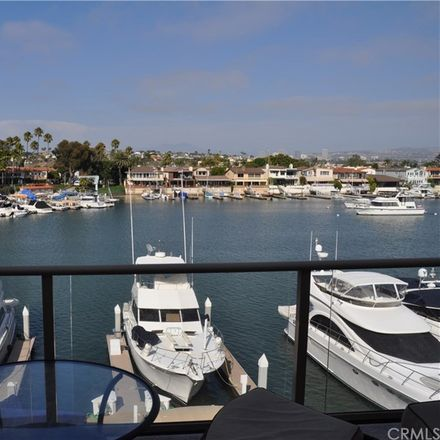Rent this 3 bed condo on Lido Park Place in 621 Lido Park Drive, Newport Beach