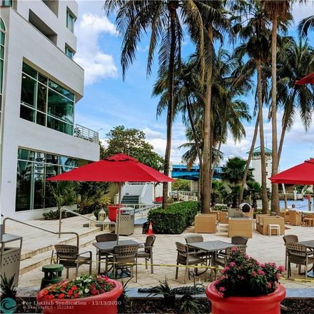 Rent this 1 bed condo on Water Taxi Stop - Gallery ONE Guest Suites in 2670 East Sunrise Boulevard, Fort Lauderdale