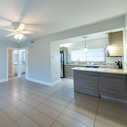 Rent this 1 bed condo on Isle of Venice Drive in Fort Lauderdale, FL 33301