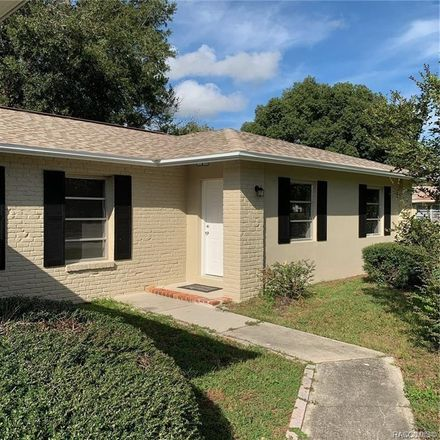 Rent this 3 bed house on 9250 North Lennox Terrace in Citrus Springs, FL 34434
