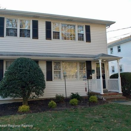Rent this 3 bed duplex on 282 Spring Street in Red Bank, NJ 07701