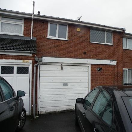 Rent this 3 bed house on Sturminster Close in Coventry CV2 2QA, United Kingdom