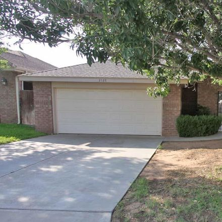 Rent this 3 bed apartment on 2528 Faulkner Drive in Midland, TX 79705