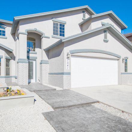 Rent this 4 bed apartment on 1541 Luz de Sol Drive in El Paso, TX 79912