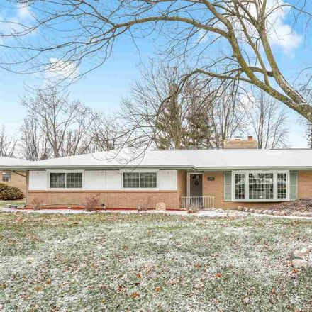 Rent this 3 bed house on Creekwood Dr in Saginaw, MI