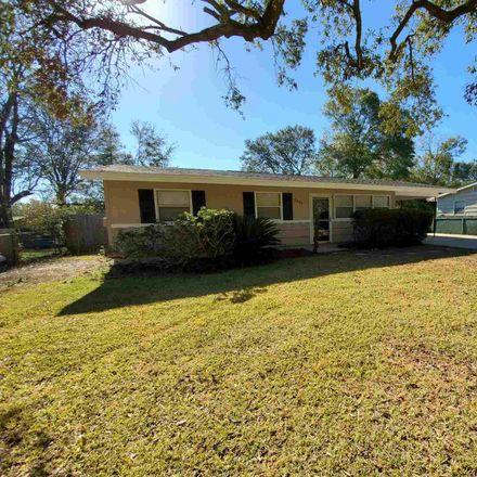 Rent this 3 bed house on 6573 Hamilton Bridge Road in Milton, FL 32570