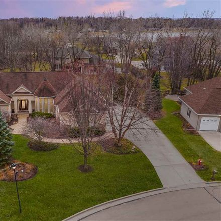Rent this 4 bed house on 2471 Whistling Swan Court in Menasha, WI 54952