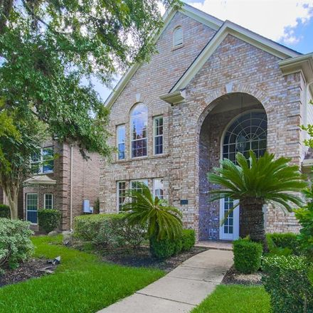 Rent this 4 bed house on 7302 Emerald Glen Dr in Sugar Land, TX