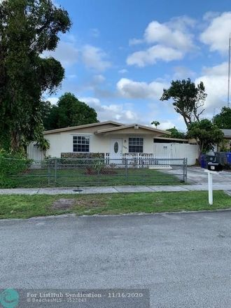 Rent this 3 bed house on 5641 Southwest 39th Street in West Park, FL 33023