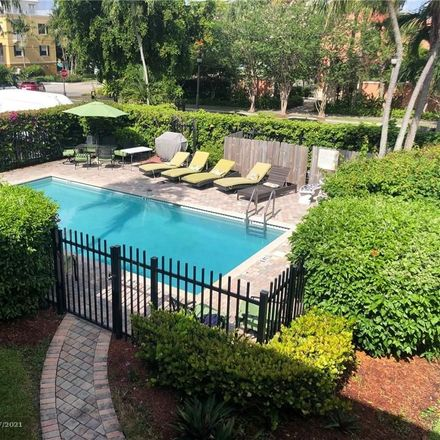 Rent this 1 bed condo on 600 Northeast 7th Avenue in Fort Lauderdale, FL 33304