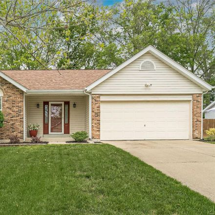 Rent this 3 bed house on St Charles St in Saint Charles, MO