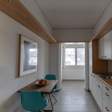 Rent this 2 bed apartment on Hammerstrasse 10 in 8008 Zurich, Switzerland