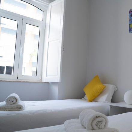 Rent this 2 bed apartment on Travessa da Escola Araújo 14 in 1150-042 Lisbon, Portugal