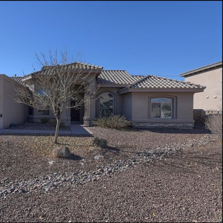Rent this 4 bed apartment on 5633 Valley Maple Drive in El Paso, TX 79932