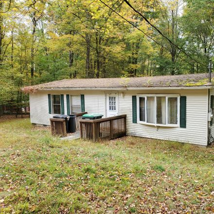 Rent this 3 bed house on 98 Tiffany Rd in Hawley, PA