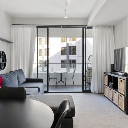 Rent this 1 bed apartment on 507/20 Levey Street