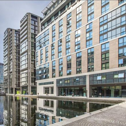 Rent this 2 bed apartment on Waterline House in 4 Merchant Square, London W2 1JS