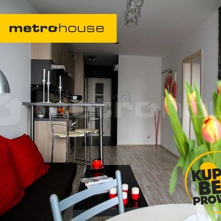 Rent this 1 bed apartment on Kręta 10 in 50-235 Wroclaw, Poland