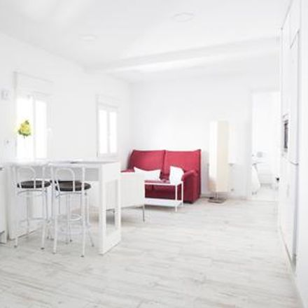 Rent this 3 bed apartment on Madrid in Numancia, COMMUNITY OF MADRID